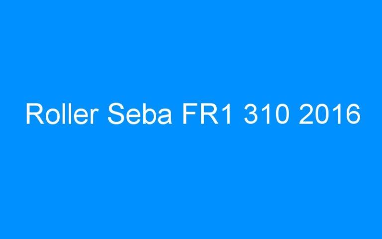 Roller Seba FR1 310 2016