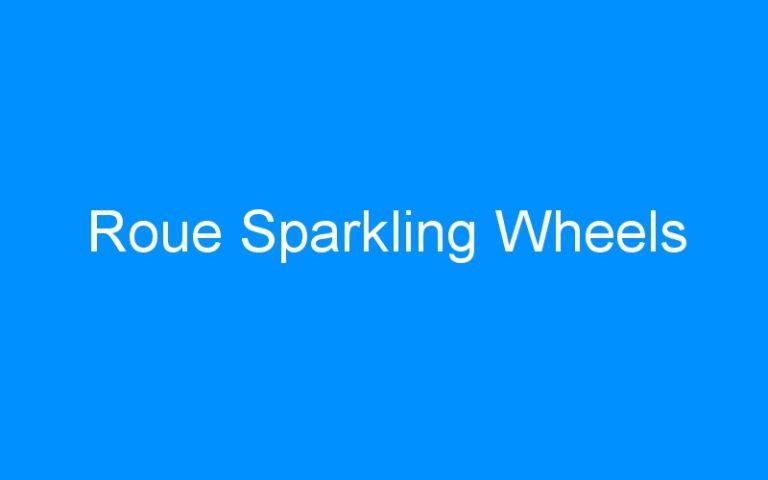 Roue Sparkling Wheels