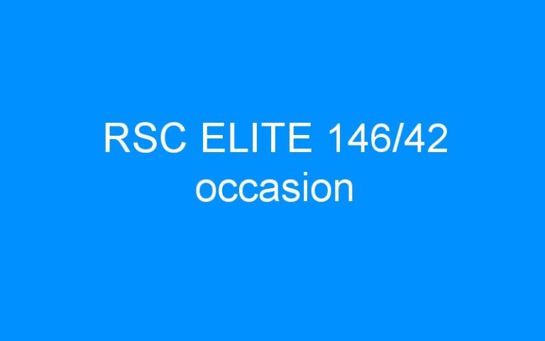 RSC ELITE 146/42 occasion