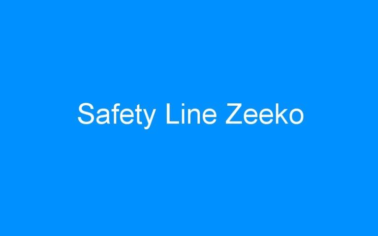 Safety Line Zeeko