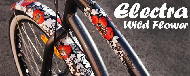 Vélo cruiser Electra Wild Flower