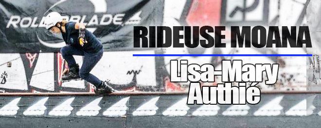 Rideuse Destock-Cycle.fr team Roller : Lisa-Mary Authié