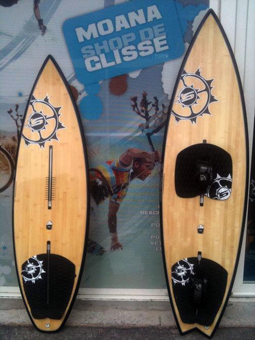 La gamme de surfs Slingshot 2011 est arrivée !