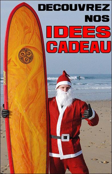 Quelques idées cadeau pour SUPer Père Noël !