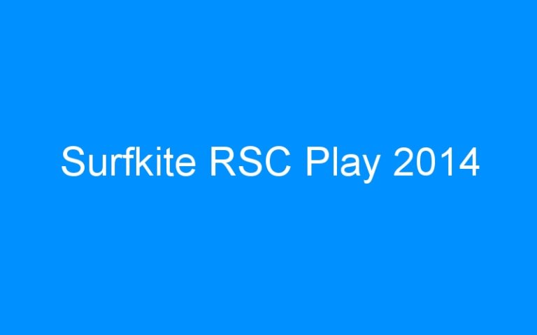Surfkite RSC Play 2014