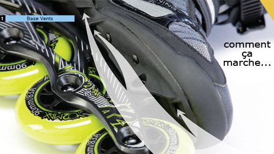 Roller K2 Vo2 100 X PRO 2016