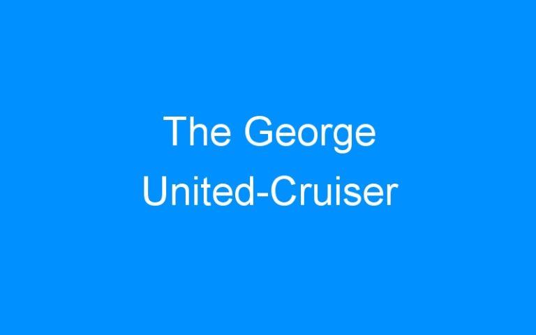 The George United-Cruiser