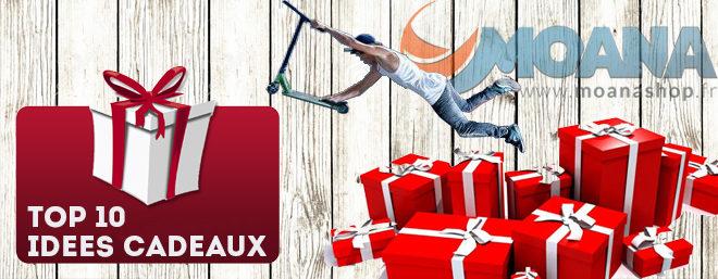 Trotinette Freestyle : Top 10 des idées cadeaux pour Noël !