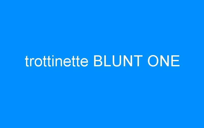 trottinette BLUNT ONE