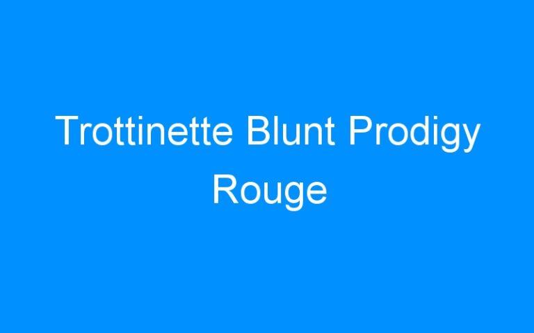 Trottinette Blunt Prodigy Rouge