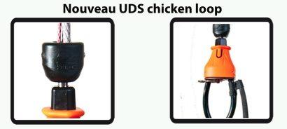 Largueur / Chicken Loop Zeeko U.D.S.