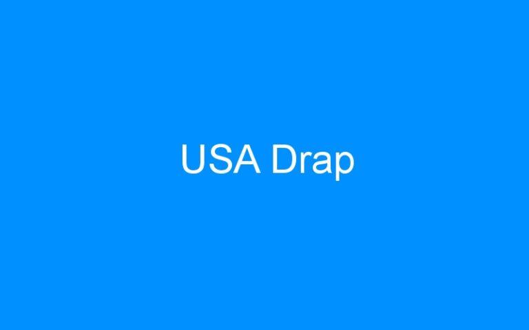 USA Drap
