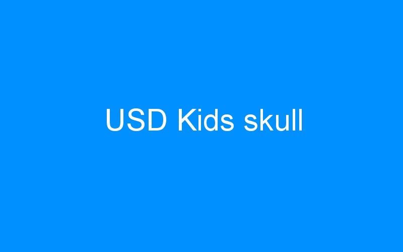 USD Kids skull
