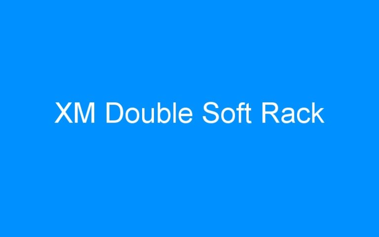 XM Double Soft Rack